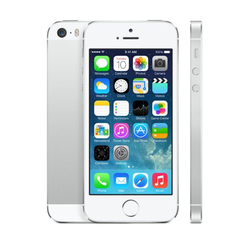 Apple Iphone 5 Bạc 16 GB