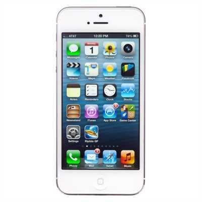 Iphone 5lock hỏng nút home tại Hà Nội