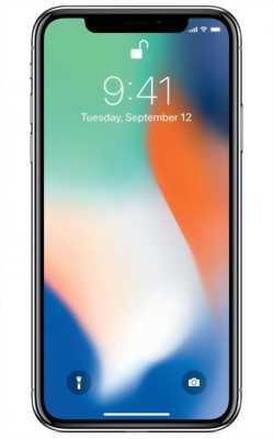 Apple iPhone X Bạc