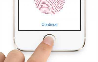 iPhone 6 cảm biến vân tay