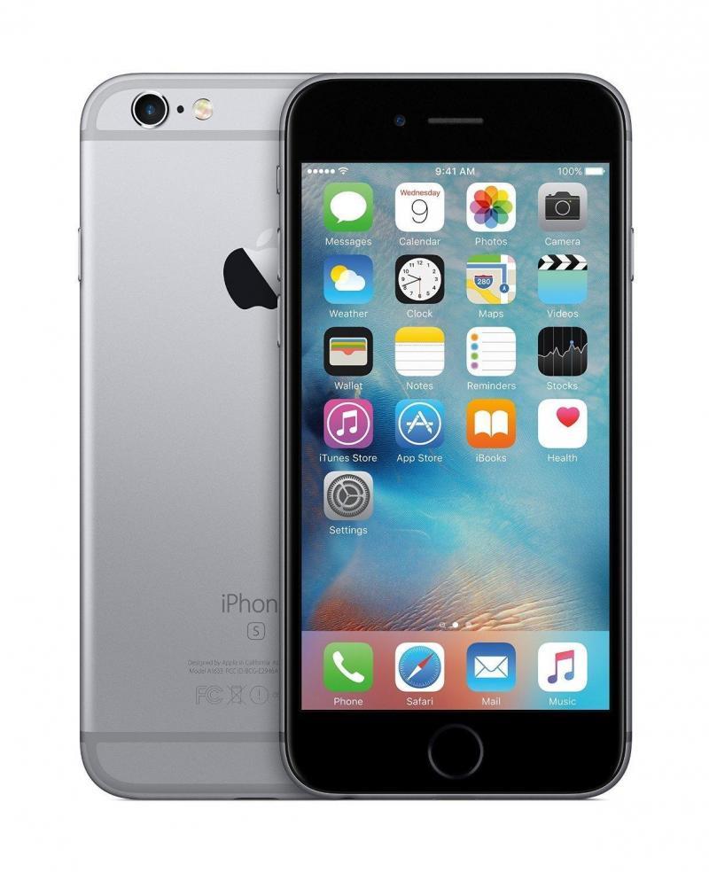 Apple Iphone 6S 16 GB xám ở Nghệ An
