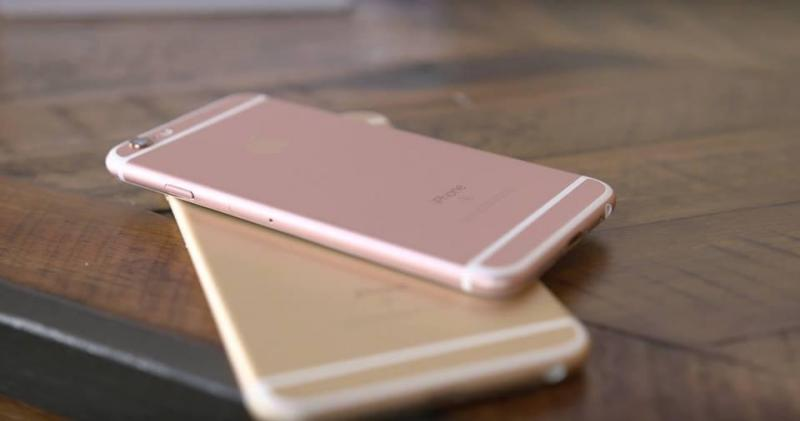 Apple Iphone 6S plus 64 GB vàng hồng