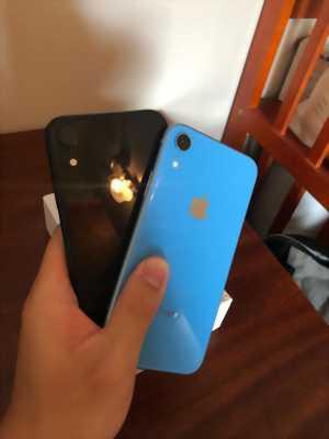 Iphone XR 64gb xanh ll/a likenew