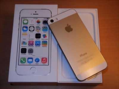 Apple Iphone 5S 32 GB vàng QT máy đẹp 99,9,9%