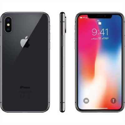 Cần bán em iphone X 256g đen bóng ZP/A