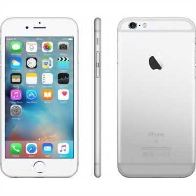 Iphone 6S 64 GB bạc quốc tế, zin new 95% full