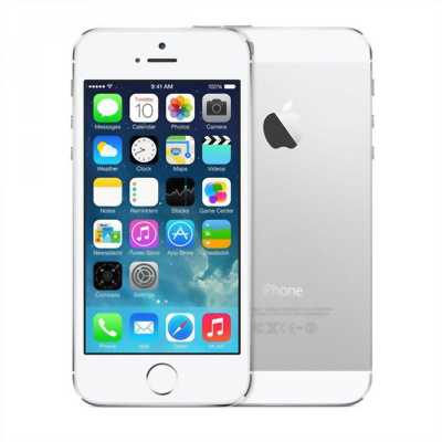 Iphone 5S 16 GB bạc QT Việt Nam , zin , 95%