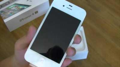 iPhone 44s-32G đúng rin cực chất mới 95%.