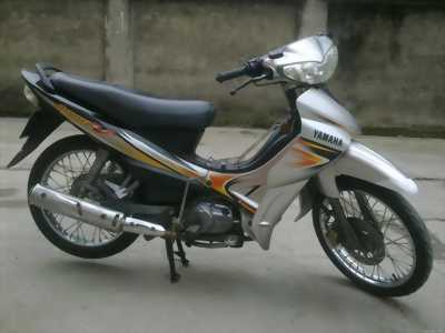 Yamaha Jupiter màu bạc đen  huyện trảng bàng