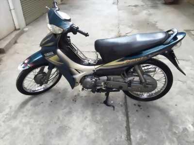 Yamaha Jupiter V màu xanh 2004 Biển 33.