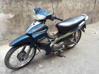 Yamaha Jupiter V màu xanh phanh đĩa, nguyên bản
