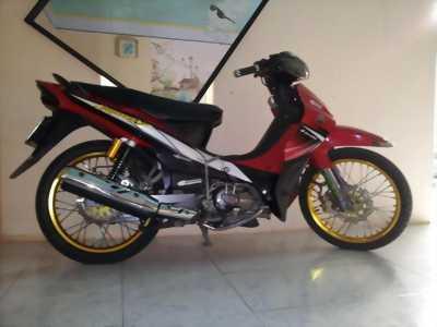 Yamaha Jupiter V màu đỏ trắng máy êm