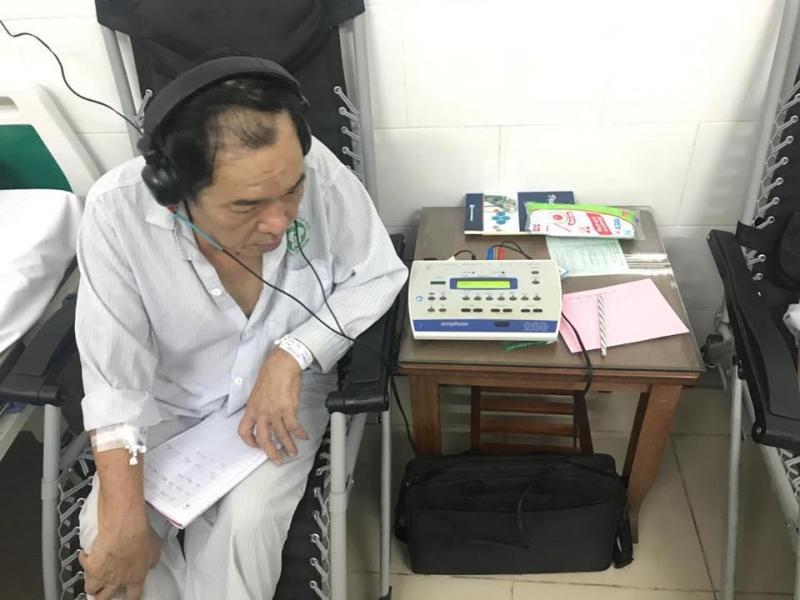 Dịch vụ máy trợ thính tại nhà