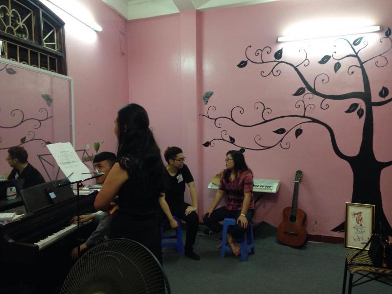 Đào tạo âm nhạc tại trung tâm âm nhạc Music House !