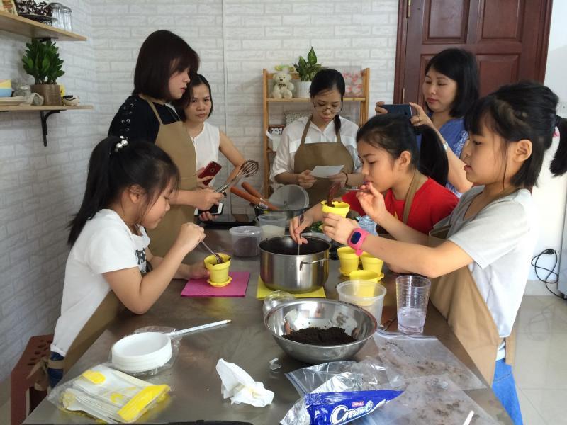 Khoá học hè làm MC nhí cho trẻ từ 10-16 tuổi - zan kitchen