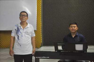 Khóa học hát dành cho người mới bắt đầu