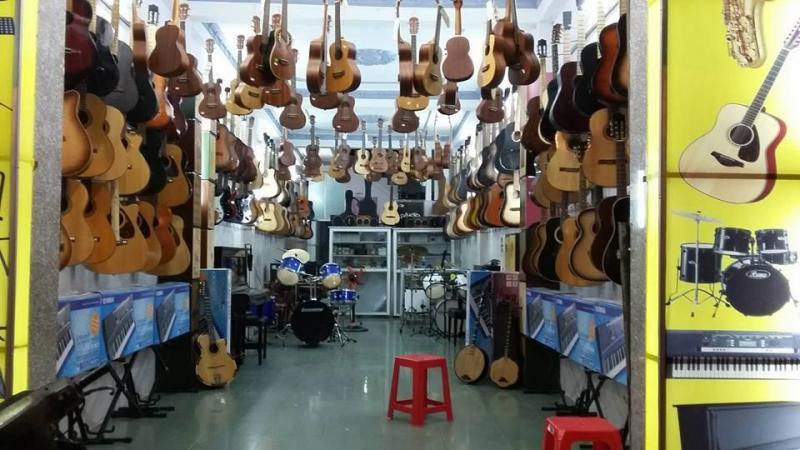 Địa điểm dạy âm nhạc và nhạc cụ uy tín