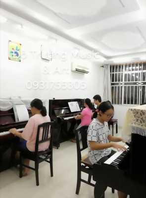 Khai Giảng Các Lớp Thanh Nhạc, Piano, Guitar, Violin, Vẽ Tại Quận 6