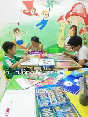 Khai giảng lớp mỹ thuật cho các bé từ 3 đến 7 tuổi giá ưu đãi