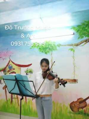 Khai giảng lớp Violin với giá hấp dẫn tại quận 6