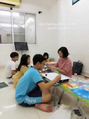 Khai giảng thường xuyên lớp Vẽ Nâng Cao cho các bé từ 7 tuổi tại quận 6