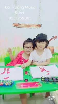 Khai giảng thường xuyên lớp Vẽ Mầm Non cho bé từ 3 tuổi tại Quận 6