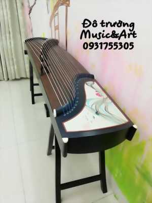 Nhận dạy Đàn Tranh ,Đàn Guzheng giá Ưu Đãi tại Quận 6
