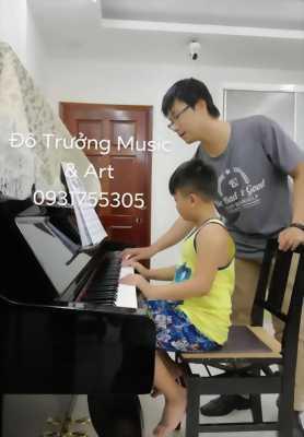 Khai giảng lớp Piano cho mùa hè tại Đô Trưởng Quận 6