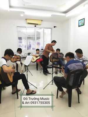 Chiêu sinh lớp Guitar mùa hè với nhiều Ưu Đãi Tại Quận 6