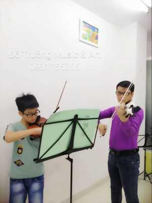 Khai giảng thường xuyên lớp Violin Tại Đô Trưởng Quận 6