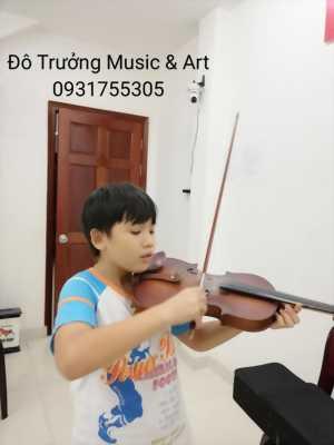 Khai Giảng Các Lớp Piano, Guitar, Violin, Thanh Nhạc, Vẽ Tại Quận 6