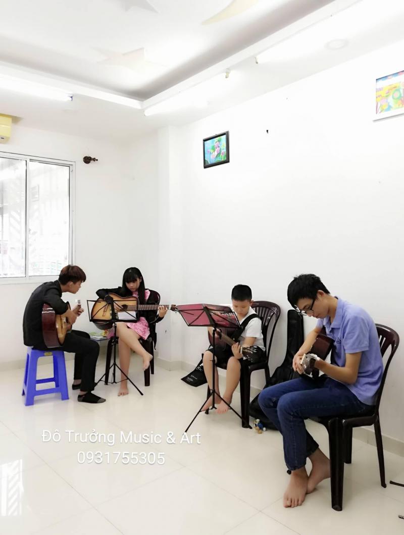 Đào tạo lớp Guitar Classic ,Đệm Hát tại Quận 6