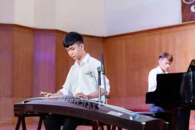 Đào tạo lớp Đàn Tranh ,Đàn Guzheng giá ưu đãi tại quận 6