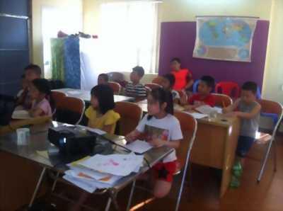 Lớp học Tiếng Anh Tiểu Học