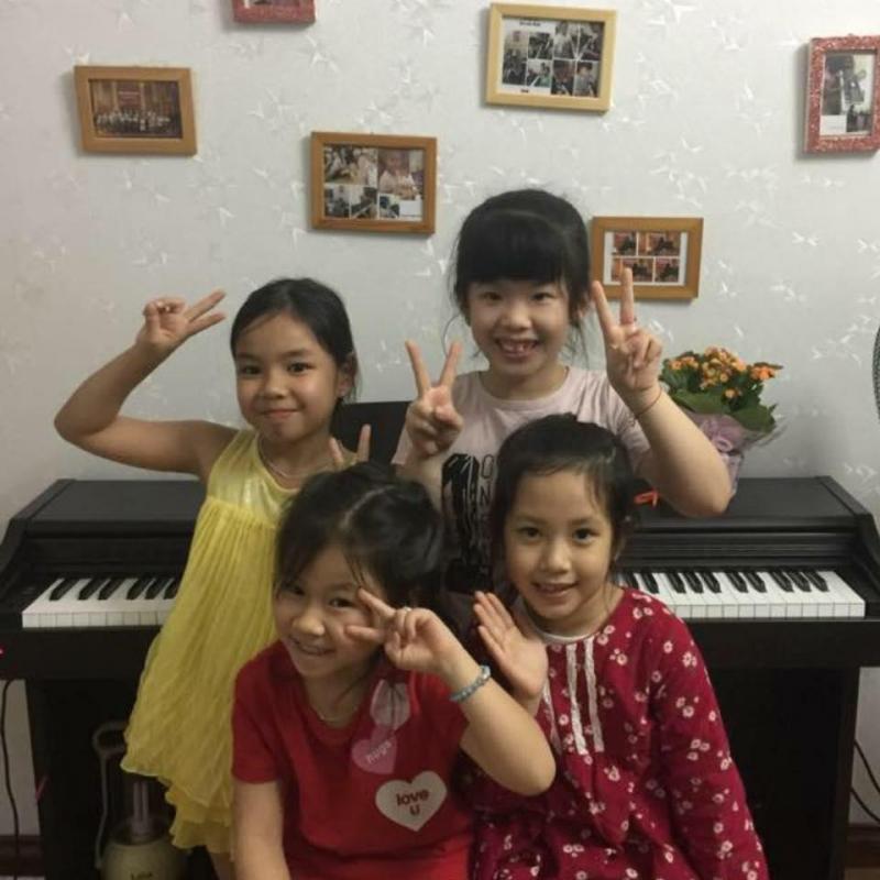 Lớp học thanh nhạc, mỹ thuật cho mọi lứa tuổi