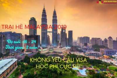 ‼️HỌC PHÍ ƯU ĐÃI  , CAM ĐOAN KHÔNG THÊM PHÍ‼️ ✈️ DU HỌC HÈ MALAYSIA, TẠI SAO KHÔNG ?
