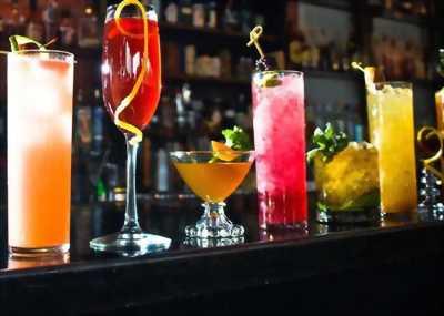 Đào tạo khóa học pha chế bartender
