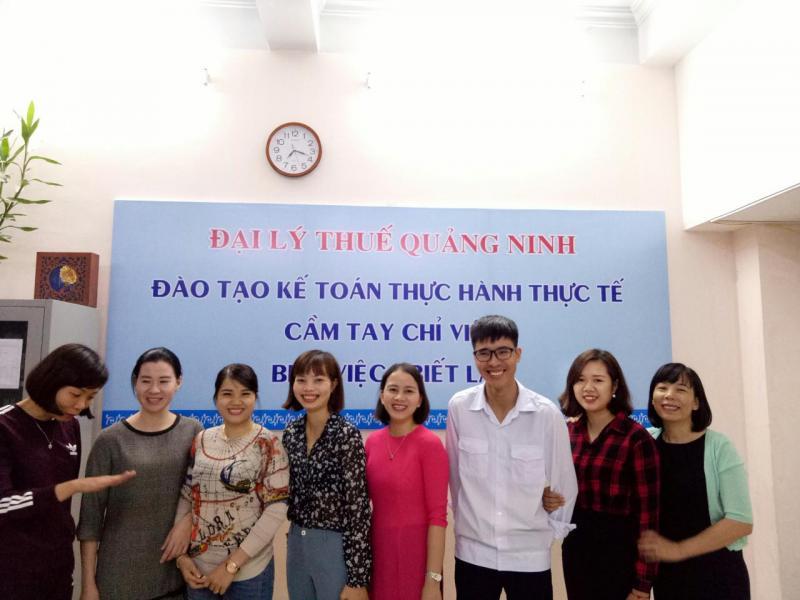 Tuyển sinh Lớp kế toán thực hành thực tế tại Bãi cháy-Hạ Long