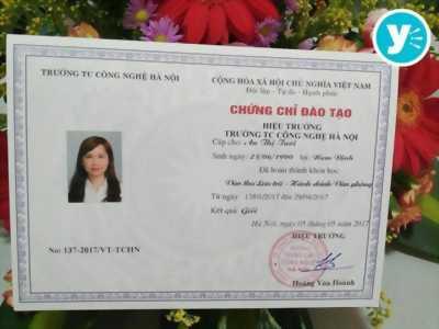 Đào tạo Văn thư lưu trữ Nha Trang