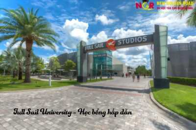 Full Sail University - chuyên về đào tạo nghệ thuật giải trí