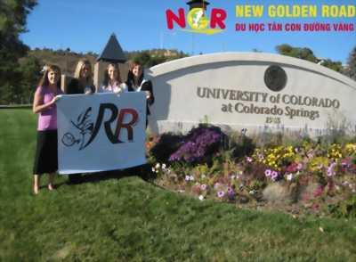 Thực hiện hóa giấc mơ Mỹ với trường đại học Colorado