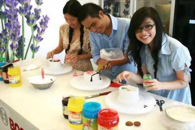 Khóa học làm bánh cơ bản tại Hà Nội, Đà Nẵng và TP.HCM