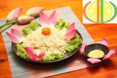 Khóa học nấu món Chay tại Hà Nội, Đà Nẵng và TP.HCM