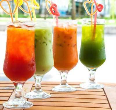 Học pha chế thức uống tại cần thơ và các tỉnh