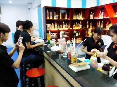 Khóa học pha chế đồ uống, cà phê máy chuyên nghiệp để mở quán lh 0939393721