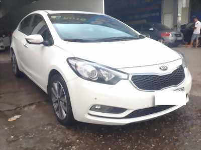 Chính chủ bán Kia K3 1.6AT 2014, màu trắng, số tự