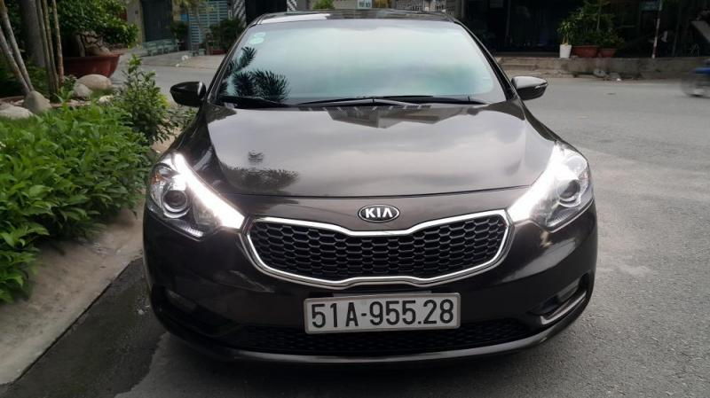 Deal tốt Kia K3 2.0 đời 2014 giá bao rẻ