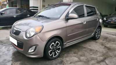 Gia đình cần bán nhanh con Kia Morning 2011 Gray để lên đời xe mới, giá cả thương lượng