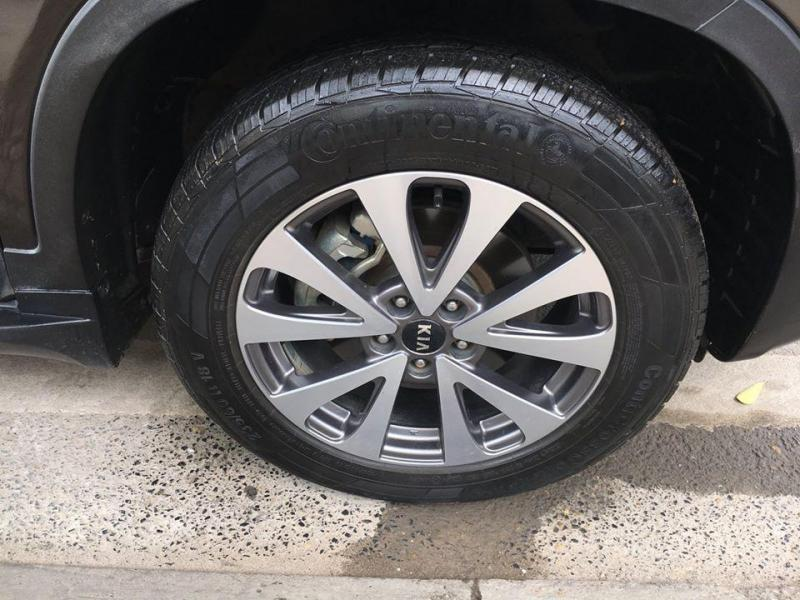 Bán gấp Kia Sorento 2017 bản GAT số tự động