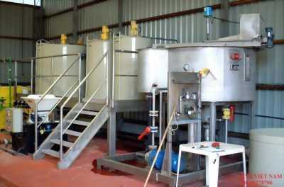 KWI giới thiệu thiết bị tích hợp keo tụ tạo bông, lắng, lọc dựa trên công nghệ MDAF